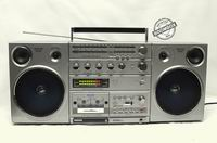 PHILIPS D 8614 - stereoradio cassette recorder