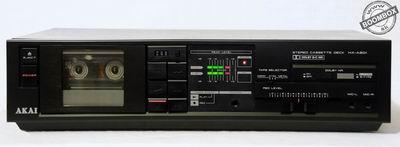 Stereo cassette deck Akai HX-A201