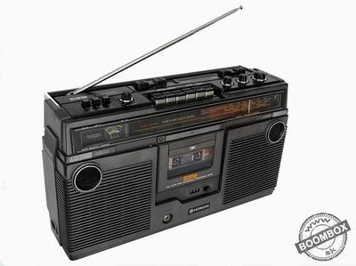 Radio cassette recorder Hitachi TRK-5280E