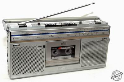 Stereo radio cassette recorder JVC RC-S5L