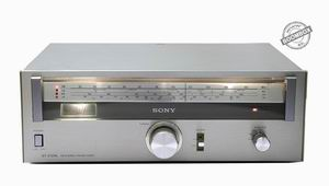 My SONY vintage stereo system, tuner ST-212AL