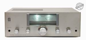 My SONY vintage stereo system - Stereo amplifier SONY TA-212A