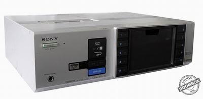 Stereo cassette changer SONY MTL-10