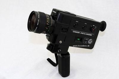 Super8 kamera Chinon 612 XL Macro