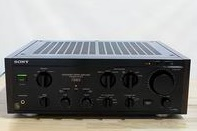 SONY TA-F550ES stereo amplifier